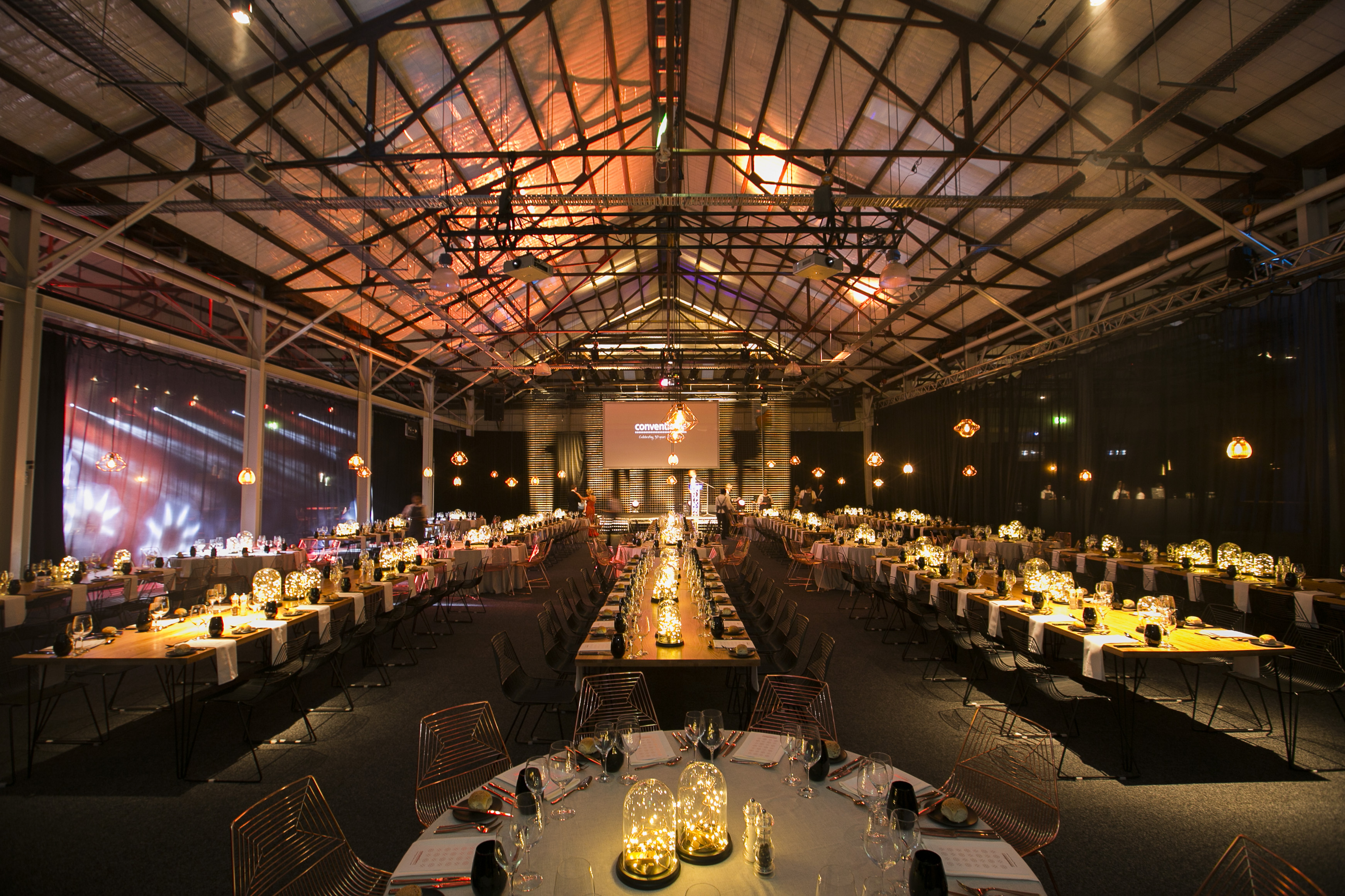 Christmas Party  venues - Ultimo Catering & Events