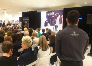 David Jones Perth Event - Ultimo Catering & Events