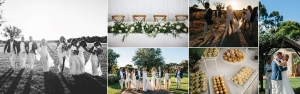 Brooke + Mat - The Old Broadwater Farm wedding - Ultimo Catering Real Wedding